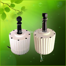 a8c43b95e08 Venta caliente bajo par de arranque 2kw AC 96 v generador de imán permanente  de tierras raras 48 V 120 V