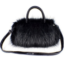 US $3.39 15% OFF|Faux Fur Women Tote Bags Winter Autumn Warm Plush Handbags Evening Clutch Bag Girls Crossbody Shoulder Bag Luxury Messenger Pack-in Top-Handle Bags from Luggage & Bags on Aliexpress.com | Alibaba Group