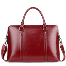 Luxury Multipurpose Durable Leather Laptop Bag