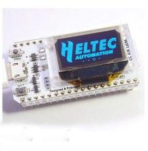 """Módulo de pantalla de 0,96 """", Kit WIFI Bluetooth ESP32, OLED CP2102 32M Flash IOT, placa de desarrollo de Internet 3,3 V 5V DC"""