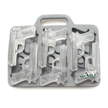 Ice DIY6 even ice ice ice box mold pistol lattice creative ice mold цена