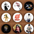Youpop NARUTO Uzumaki Kunai Anime Brooch Pin Badge Accessories For Clothes Hat Backpack Decoration Men and Women Boy Girl HZ1390