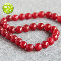 New Natural stone For Necklace&Bracelet 10mm beads Jasper Faceted Loose DIY Beads  Red jade 15inch Jewelry making wholesale