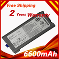 6600mAh 9 CELLS Laptop Battery For Panasonic Toughbook CF-30 CF-31 CF-53 CF-VZSU46 CF-VZSU46U CF-VZSU72U CF-VZSU71U CF-VZSU1430U