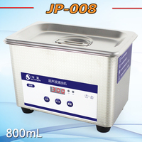Household glasses jewelry watches denturesmobilephone motherboard ultrasonic cleaning machine