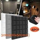 4x-500x500x50mm Soun...