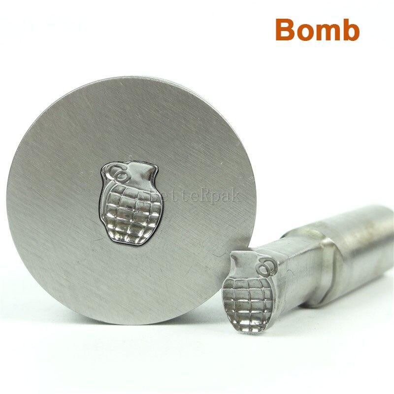 Бомба 9,1x6,85 мм молочный планшет штампованный 3D пресс-форма конфеты штамповка под заказ логотип кальций таблетка штамповка