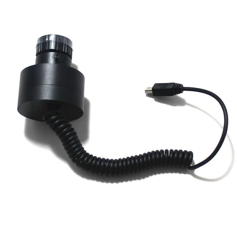 Riflescope Add On DIY Night Vision Scope Day /& Night Use W// LCD IR Flashlight