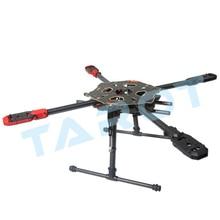Quadcopter cadre Tarot 650 Sport pliable Quadrocopter pièces rc drones de bricolage Accessoires drone hélicoptère multicopter cadre kit
