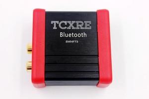 Image 5 - 12 V DC Draadloze Bluetooth Audio Receiver Box RCA Voor Auto Speaker Versterker Wijzigen
