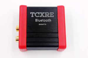 Image 5 - 12 V DC kablosuz bluetooth Ses Alıcı Kutusu RCA araba hoparlörü Amplifikatör Değiştirmek