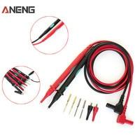 1000V 20A Needle Tip Probe Test Leads Pin Universal Digital Multimeter Multi Meter Probe Wire Pen