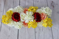 Free Shipping Wedding Arch And Row Road Lead Flower High Quality 10pcs Lot Wedding Decoration Flower