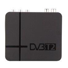 Новые DVB-T2 Телеприставки с Мультимедийный Плеер H.264/MPEG-2/4 Совместимый(China (Mainland))