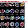 1 Шт. Beyblade Металл Fusion 4D Установить 27 Стиль Гироскопа Классические Игрушки Battle Metal Fury Мастеров С Launcher Детские игрушки BB118 BB120