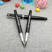 Unique design Great quality pen heavy rollerball custom free wtih any logo brand and text 10pcs a lot for new business promo