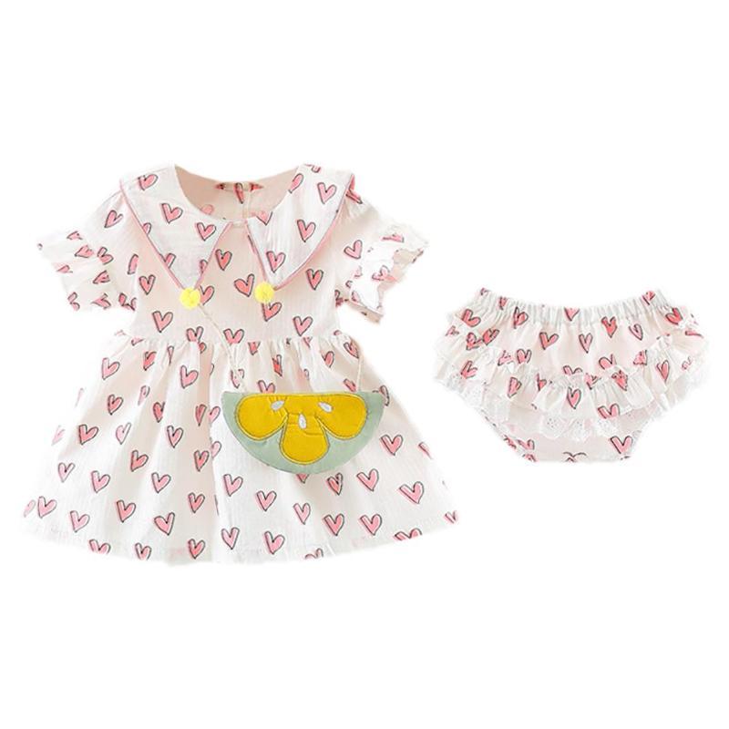 Cute Hearts Doll Collar...