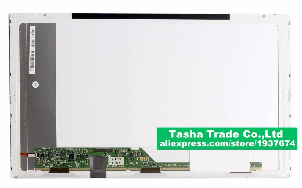 For Lenovo G570 LED Display Laptop LCD Screen Matrix Glossy HD 1366*768 Tested Good Quality for toshiba satellite c55 b c55 b5302 c55 b5350 matrix laptop screen 15 6 led display lcd screen 1366 768 hd lvds glossy