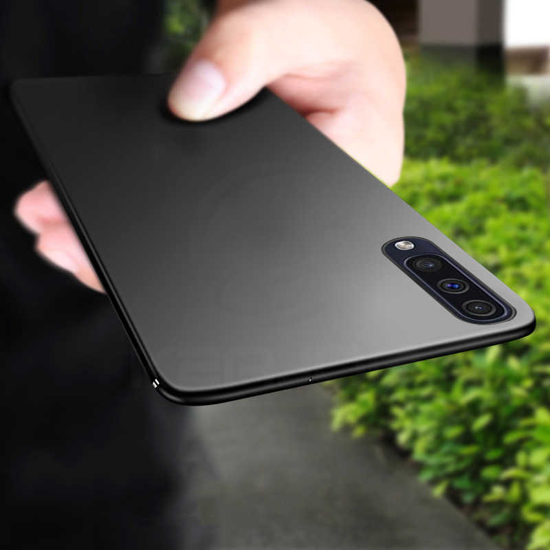 Keajor case for Samsung Galaxy A50 Case Ultra Thin Soft Matte Silicon TPU Bumper Cover For Samsung Galaxy A30 phone case