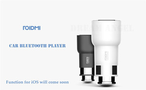 Image 3 - Xiaomi ROIDMI Car Charger Bluetooth 4.0 FM Transmitter 5V 2.1A Quick Car Charger For Android