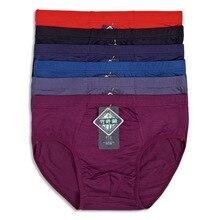 Top Qaulity ! Men Briefs Underwear Underpant Bamboo Fiber Brief