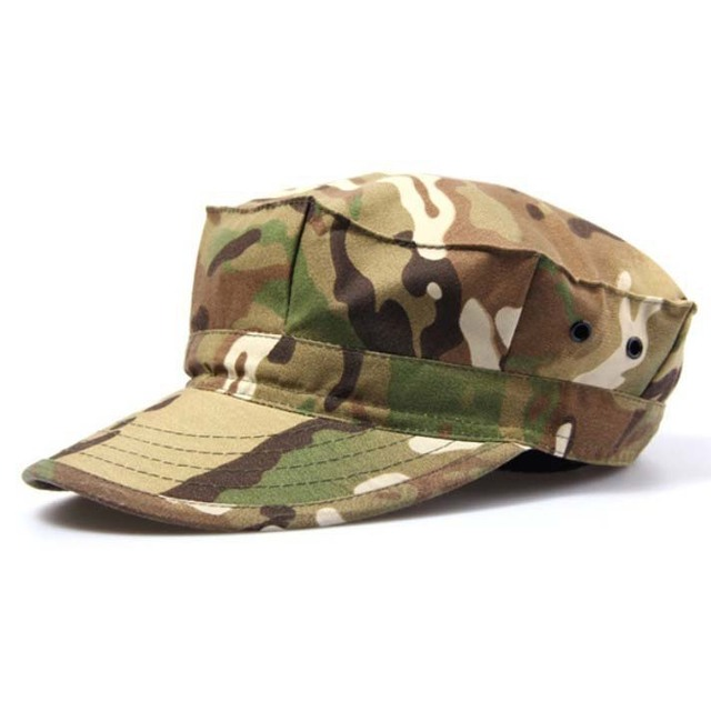Hot selling Tactical Gear Round-brimmed Ben Nepal Cap Army Outdoor Visor  Hats USMC Military Patrol Cap Hats 3738c2b4ac09