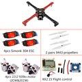 Bastidor F450 Quadcopter Frame Kit w/MINI-KK2.15 920KV MOTOR 30A SIMONK ESC ~ F4MK1