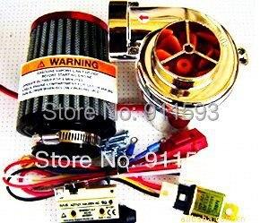 Alta calidad turbocompresor turbo-500 turbo kit electrónico mini coche eléctrico