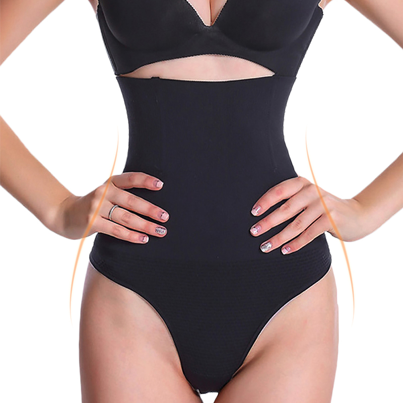 8abb767349 Women High Waist Control Panties Butt Lifter Underpant Sexy Lingerie Thongs  Enhance Hip Booty Briefs Slimming Body Shaper Corset - TakoFashion - Women s  ...