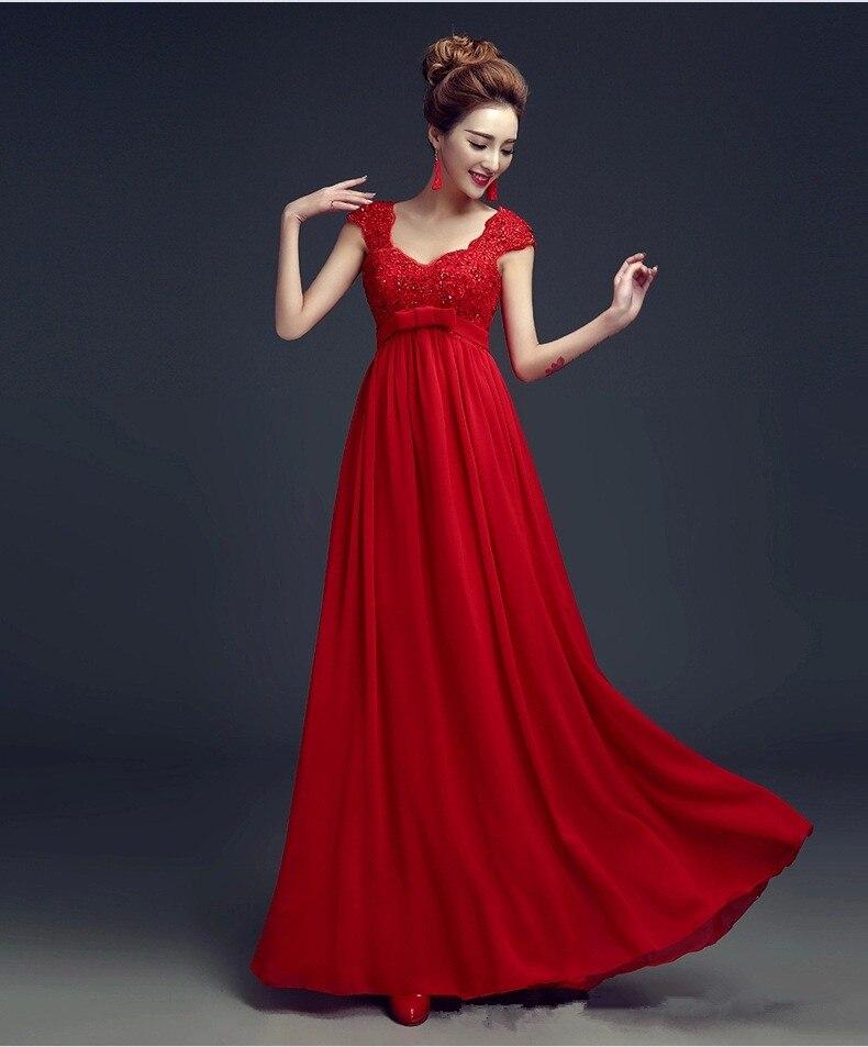 nueva alta calidad tecnicas modernas oficial de ventas calientes Vestidos largos con manga corta de encaje – Vestidos de ...