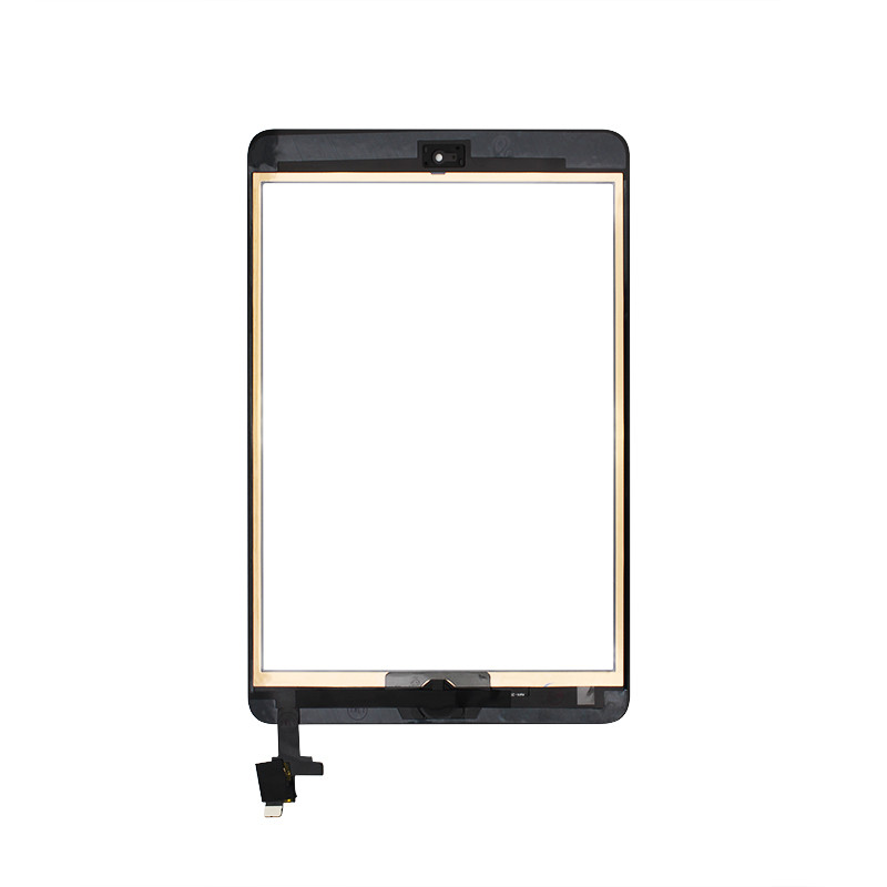 Image 2 - Full Tested Digitizer Touch Screen For Apple iPad mini 1 A1432 A1454 A1455 Front Glass Lens with Home Button+IC-in Mobile Phone LCD Screens from Cellphones & Telecommunications