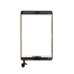 Image 2 - Voll Getestet Digitizer Touchscreen Für Apple iPad mini 1 A1432 A1454 A1455 Front Glas Objektiv mit Home Button + IC