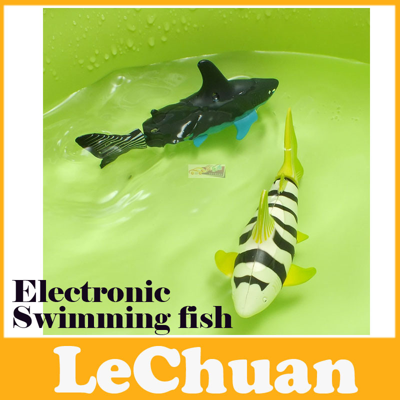 Amazing electronic fish water activated robot fish remote for Turbot fish price