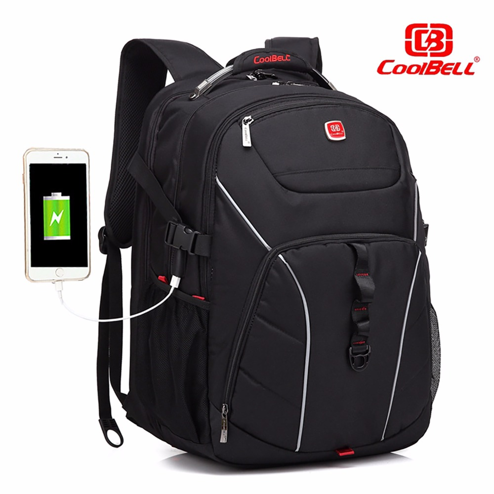 17.3 Inch Notebook Backpack Waterproof Anti-Theft Laptop Backpack Multifunctional  Casual Travel Bage Large Capacity D032517.3 Inch Notebook Backpack Waterproof Anti-Theft Laptop Backpack Multifunctional  Casual Travel Bage Large Capacity D0325