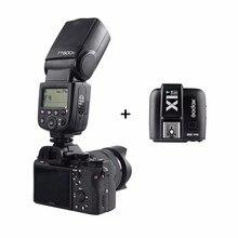 Godox TT600S 2.4G HSS Wireless Flash Speedlite +X1T-S Transmitter for Sony Camera