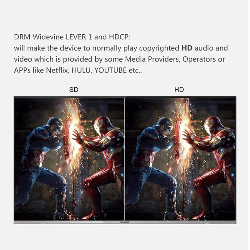 MECOOL KIII Pro 3G 16G DVB T2 S2 C Hybrid Smart TV Box Android 7.1 Amlogic S912 4K HD Set-top Box Dual Wifi Satellite Receiver Lahore