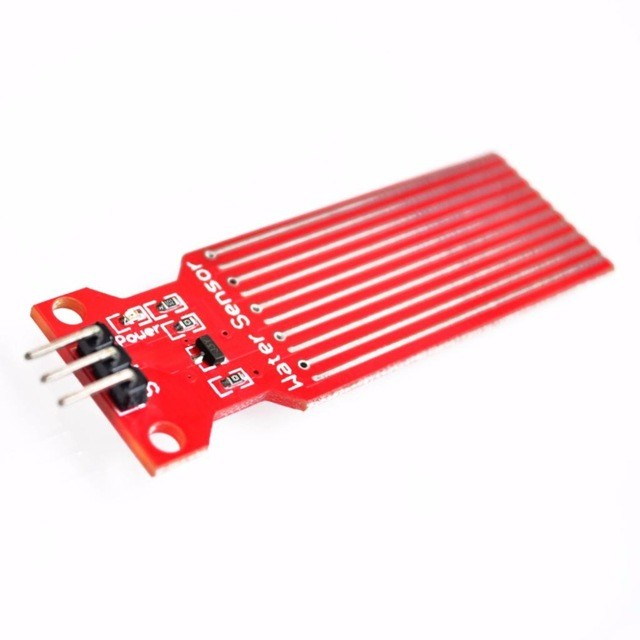 50pcs/lot Rain Water Level Sensor Module Detection Liquid Surface Depth Height For Arduino T1592 P For Arduino DIY