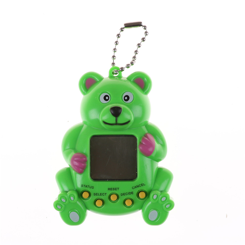 New 168 Pet In 1 Nostalgic Electronic Pet Toy Virtual Digital Game Machine For Gifts
