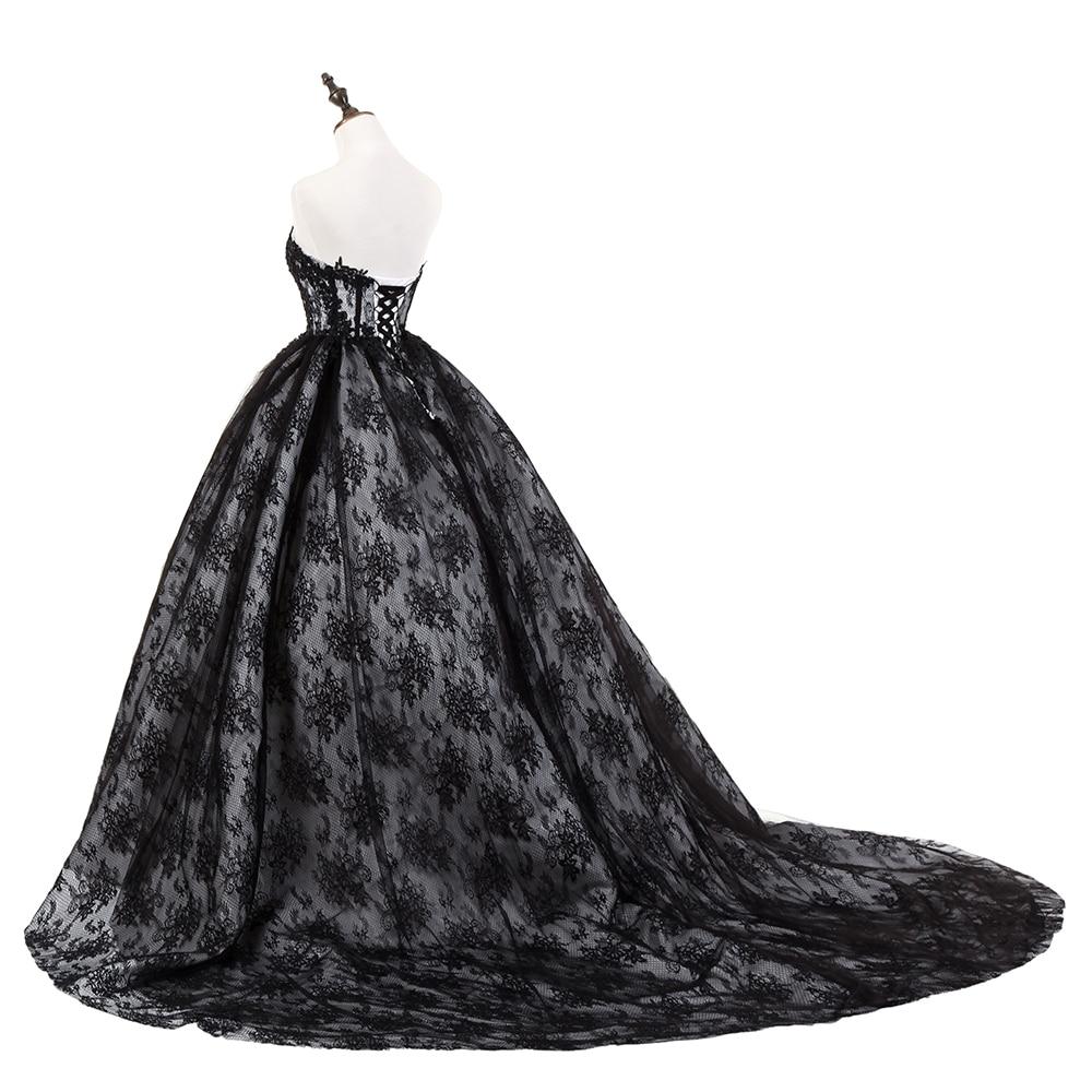 2018 νυφικά φόρεμα νυφικό φόρεμα νυφικό - Ειδικές φορέματα περίπτωσης - Φωτογραφία 4