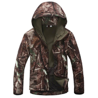 Lurker Shark Skin Soft Shell V5 0 Outdoors Military Tactical Jacket Waterproof Windproof Hunter Camouflage Army