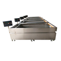 TK003 hydro graphic printing machine Hydrographic water transfer dipping tank length 118 3m