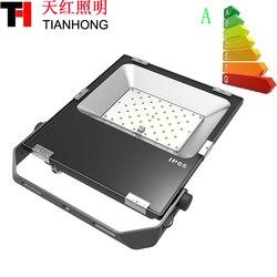 50 W Ultra-silm de haute qualité projecteur led avec SMD 3030 LED A MENÉ la lumière d'inondation