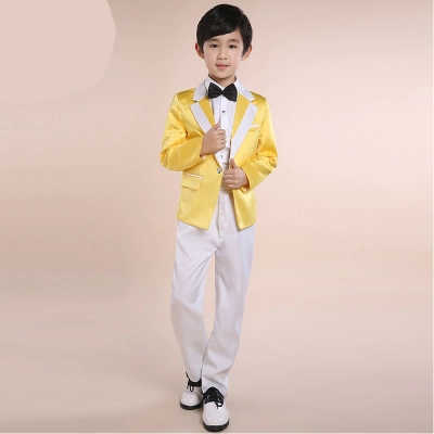 13ff3cba94a65 8 colors optional fashion baby boys suit kids blazers boy suit for weddings  prom formal spring autumn wedding dress boy suits