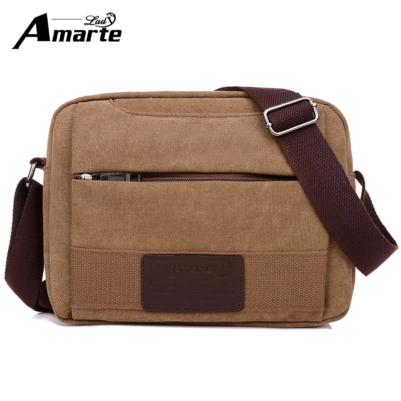 Men Canvas Bag 2017 New Design Men's Messenger Bags 4 Colors Fashion Travel Shoulder Crossbody Bag Male casual canvas women men satchel shoulder bags high quality crossbody messenger bags men military travel bag business leisure bag