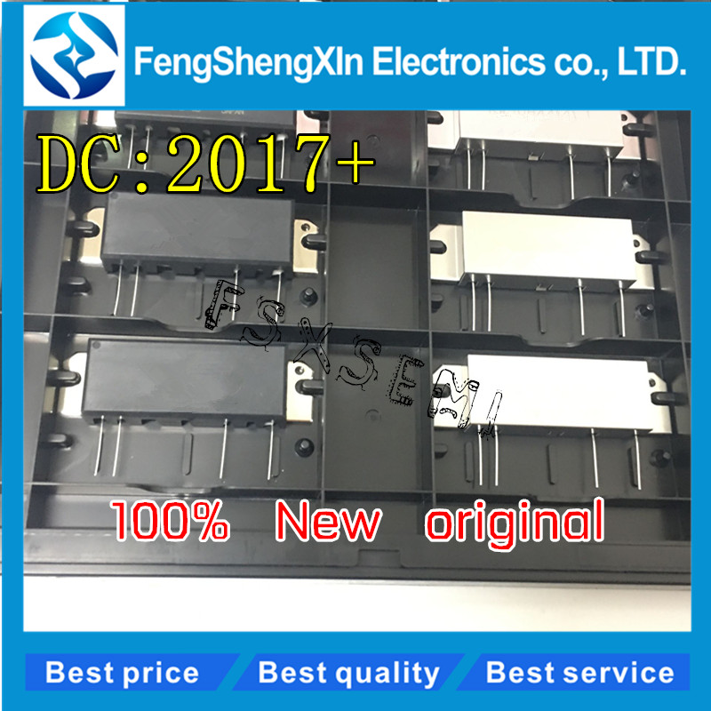 100% New RA30H4452M RA30H4452M1 Power Amplifier Module   440-520MHz 30W 12.5V
