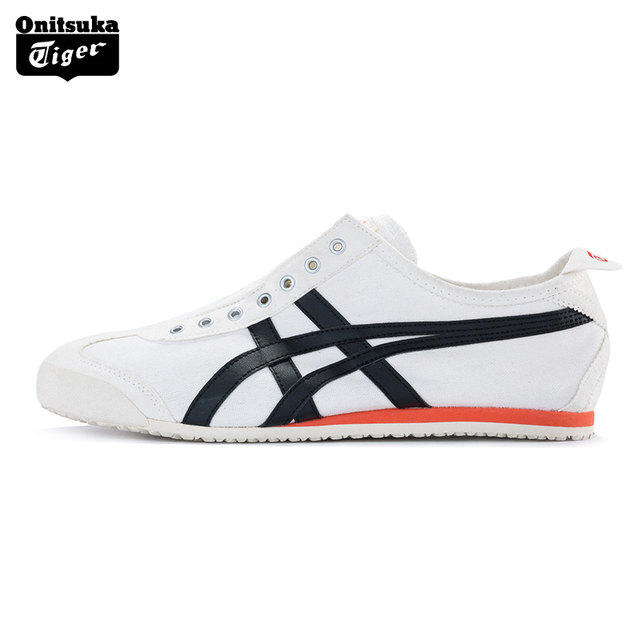 2017 NEW Arrival Onitsuka Tiger MEXICO 66 Slip-on Unisex Shoes Breathable  Men Outdoor Shoes