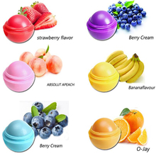 Ball Lip Balm Lipstick Lip Protector Sweet Taste Embellish Lip Ball Makeup Lipstick Gloss Cosmetic Accessories Gloss Makeup