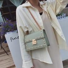 2019 Brands Designer Women Shoulder Bag Chain Strap Flap ladies leather Handbags Messenger Bag women Clutch Bag pearl Buckle pur