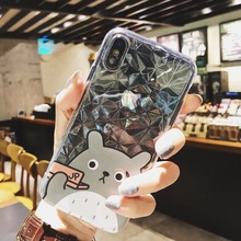 My Neighbor Totoro Soft Clear Phone Case For iPhone 6 6s 7 8 Plus X