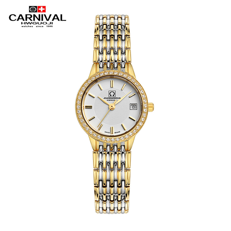 popular watch men of honor buy cheap watch men of honor lots from carnival ultra thin female form honorable lovers table stainless steel rhinestone women s watch quartz watch